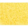Seedbead 10/0 Yellow Color Lined Terra Colour